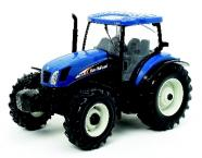 NEW HOLLAND TS135A - traktor